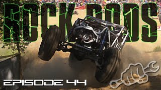 SRRS Rock Bouncers SEND IT at Rush - Rock Rods Episode 44