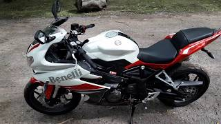 Review Benelli 302r