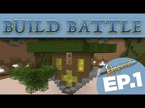 Hypixel: Build Battle (With SQRTDude) - Ep.1 -
