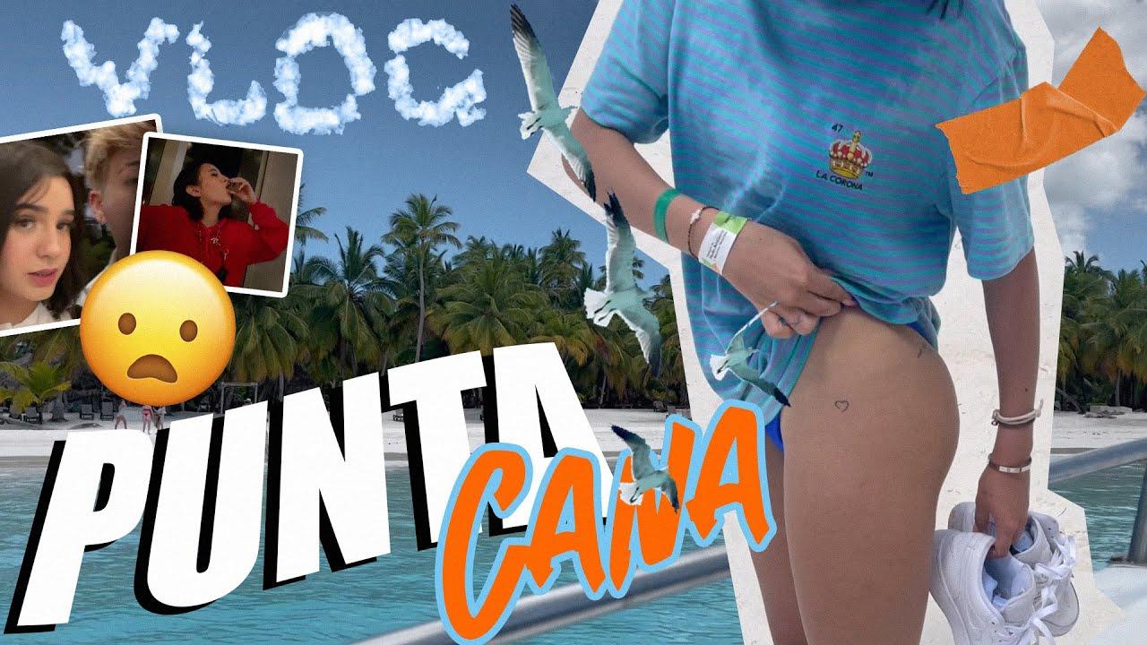 CONOCI EL LUGAR DE MIS SUEÑOS   vlog en Punta Cana   DOMELIPA