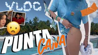CONOCI EL LUGAR DE MIS SUEÑOS | vlog en Punta Cana | DOMELIPA