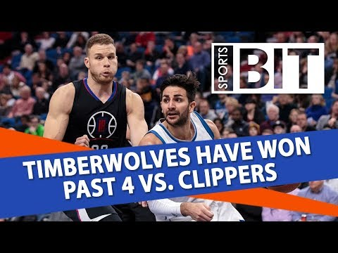 Minnesota Timberwolves at Los Angeles Clippers | Sports BIT | NBA Picks