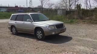 Видео-тест автомобиля Subaru Forester (SF5-115917, Ej201, 2000г)