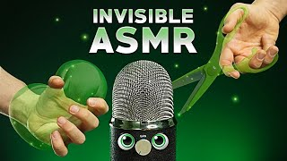 ASMR INVISIBLE TRIGGERS | Guess the Sounds for Tingles & Relaxation