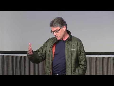 SLAC Town Hall With Secretary of Energy Rick Perry