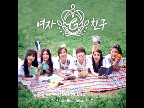[MP3/DL][Mini Album] GFRIEND (여자친구)– 2nd Mini Album 'Flower Bud' (여자친구)