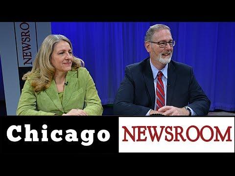 Chicago Newsroom 10/18/18