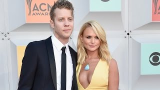 Miranda Lambert and Boyfriend Anderson East Make Their Red Carpet Debut at 2016 ACM Awards