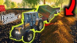 Śmierdząca Sprawa, Wywóz Obornika na Pole  Rolnicy Mechanicy ⭐️ Farming Simulator 19
