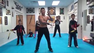 Nunchaku Lesson for Beginners - Dec 25 2016