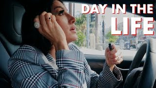 Office Day in LA | A DAY IN THE LIFE | Jen Atkin