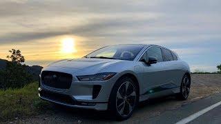 2019 Jaguar iPace - One Take
