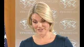 Heather Nauert Makes Fun of Syria For Pretending To Care About The Environment!