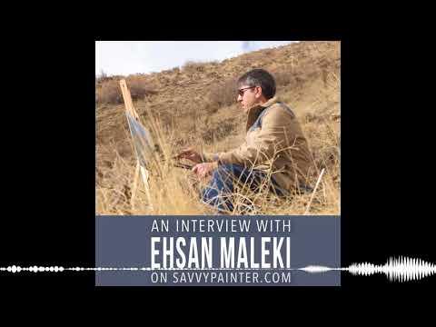 Urban Paintings, with Ehsan Maleki