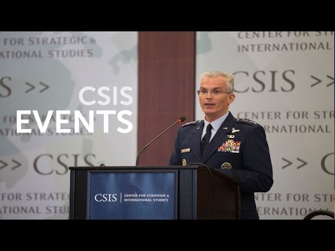 Innovation in the Defense Department with General Paul Selva