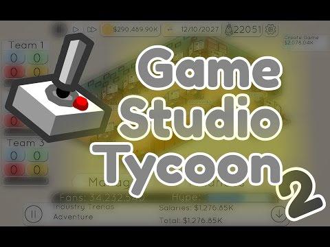 Game Studio Tycoon 2 | E01 - Vytvářím hry! [CZ]