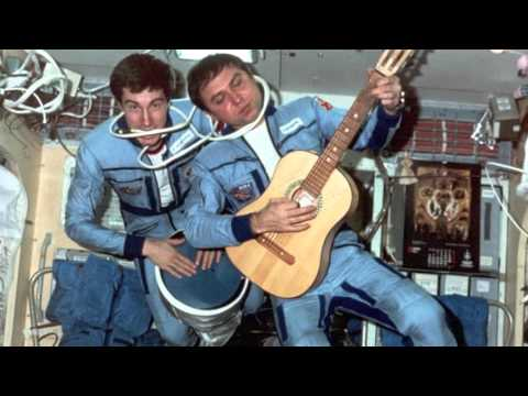 Russian Cosmonaut Song