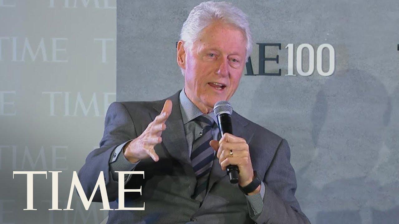 kaip Bill Clinton numetė svorio