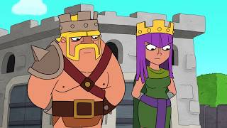 """Clash-A-Rama!: """"How the Other Half Clashes"""" Trailer (Clash of Clans)"""