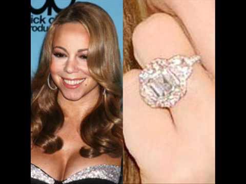 mariah carey's wedding ring