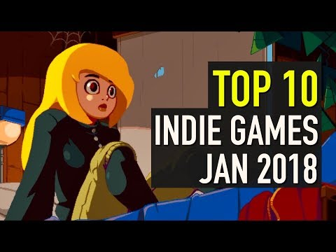 Top 10 Best Indie Games of January 2018