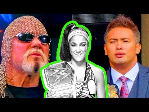 SCOTT STEINER SHOOTS ON WWE! WHAT'S NEXT FOR BAYLEY? (DIRT SHEET Pro Wrestling News Ep. 49)
