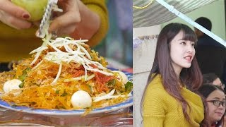 VIET HOT GIRL sells STREET FOOD in DA LAT