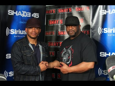 Hip Hop Royalty: Kool G Rap Interview on Sway in the Morning