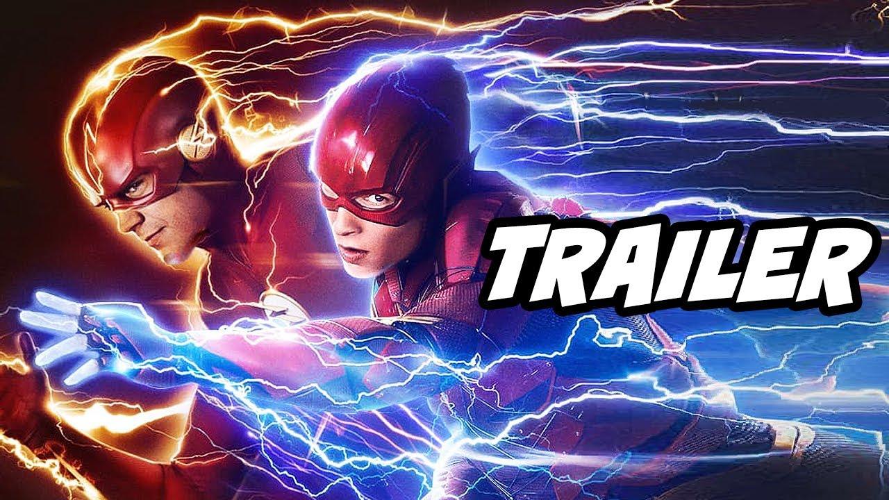 The Flash Season 6 Episode 10 - Justice League Crisis On Infinite Earths Breakdown