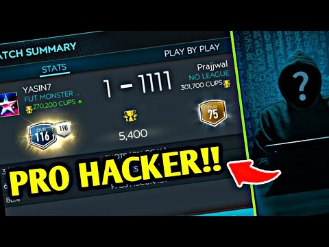 I CAUGHT PRO HACKER USING MY ACCOUNT IN FIFA MOBILE 20!!! FIFA MOBILE 20 HACKED!!