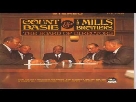 Count Basie & The Mills Brothers – The Board Of Directors (High Quality - Remastered) GMB