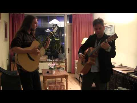 Mike Dawes & Wim Den Herder 'Play' Dream Theater - Overture 1928