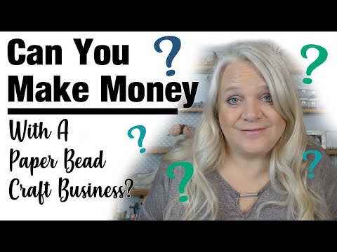 Can  You Make Money With A Craft Business?