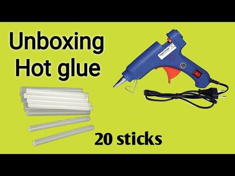 Hot Glue Gun| Unboxing Hot Glue Gun| Glue Gun & Glue Stick | Glue Gun Price