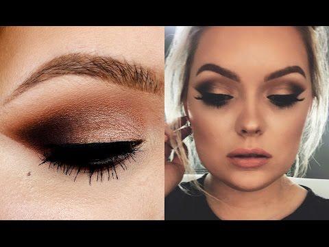Cateye makeup