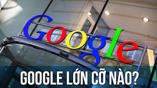 Google lớn cỡ nào ?   Trung Notes