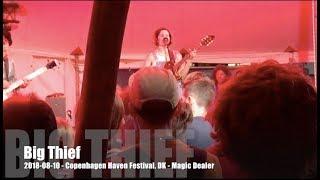 Big Thief - Magic Dealer - 2018-08-10 - Copenhagen Haven Festival, DK