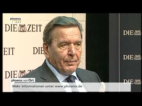"""""""Ich habe gegen das Völkerrecht verstoßen"""" - Gerhard Schröder: Krim-Krise und Kosovo-Krieg"""
