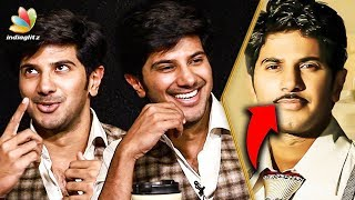 I didn't step out with this Mustache : Dulquer Salmaan Interview | Nadigaiyar Thilagam Movie