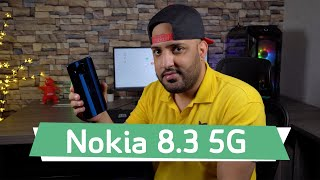 مراجعة هاتف Nokia 8.3 5G