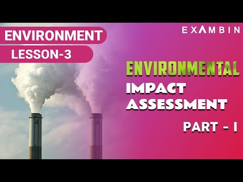 Environment Impact Assessment Part 1