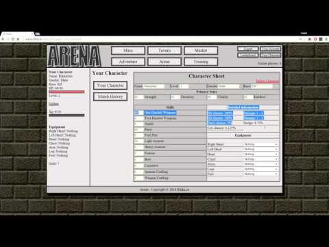 http://arena.rikka.se - A quick tutorial of my unfinished browser game
