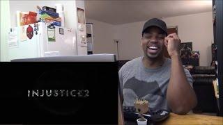 Injustice 2 - Shattered Alliances Part 5 - REACTION!!!
