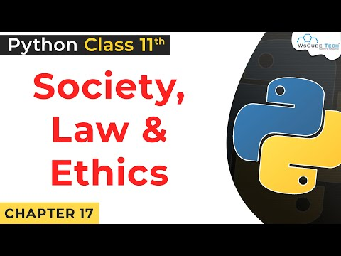 Society, Law and Ethics Class 11 | chapter 17 Class 11 Compu