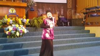 TUC Mime Ministry ~God Provides