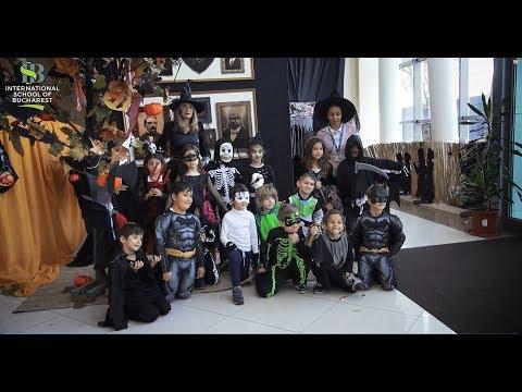 Hallowen in International School of Bucharest