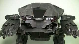 ThreeZero ED-209 Robocop Figure Review! 30 3A ThreeA