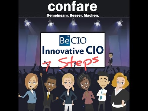 Innovative CIO - 7 Steps to an innovative and creative IT department