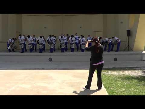 Barron Collier High School Drumline 2013
