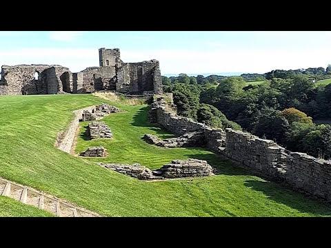 Richmond Castle North Yorkshire
